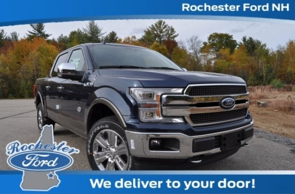 2019 Ford F-150 in Rochester, NH
