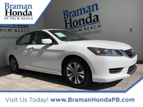 2015 Honda Accord in Greenacres, FL