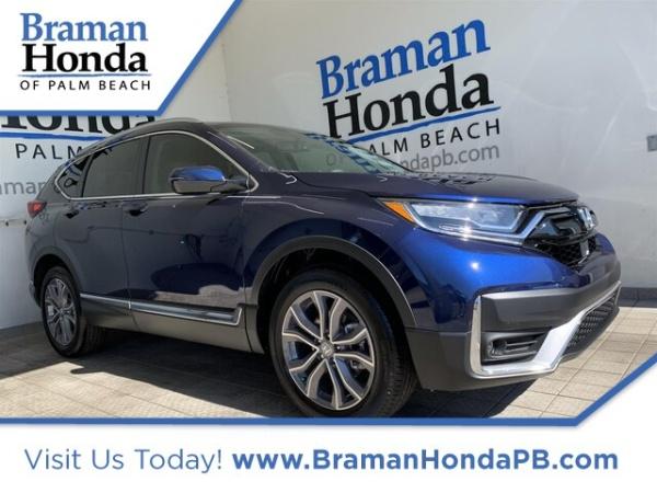 2020 Honda CR-V in Greenacres, FL