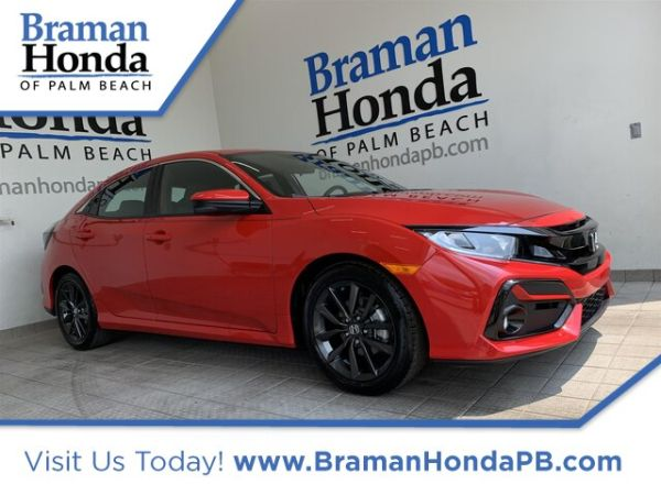2020 Honda Civic in Greenacres, FL