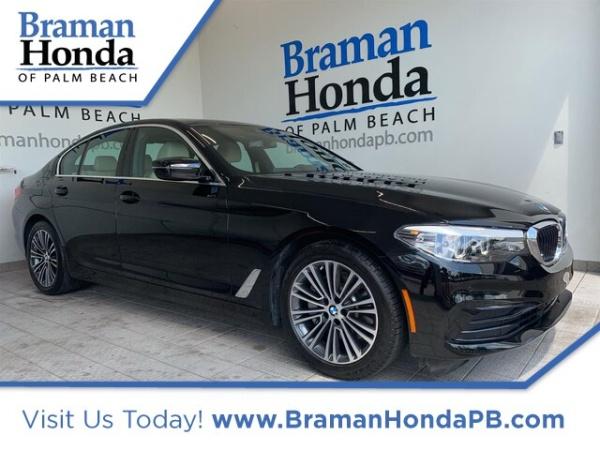 2019 BMW 5 Series in Greenacres, FL