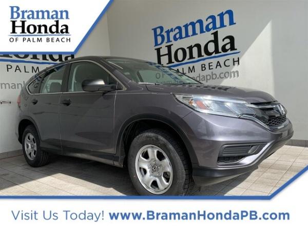 2016 Honda CR-V in Greenacres, FL
