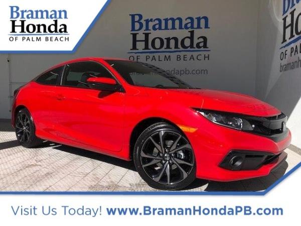 2019 Honda Civic in Greenacres, FL
