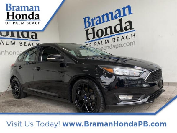 2016 Ford Focus in Greenacres, FL