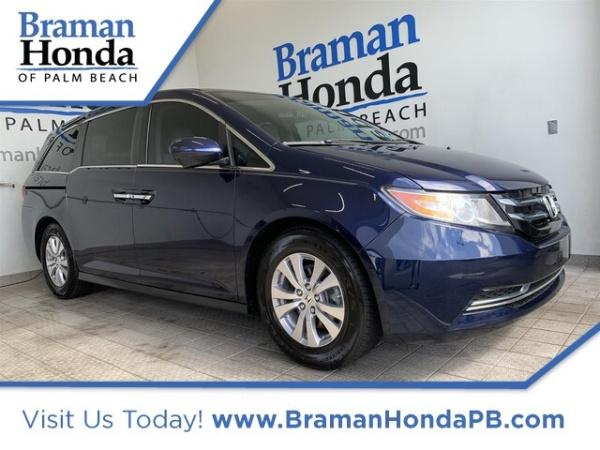 2016 Honda Odyssey in Greenacres, FL