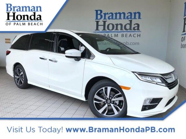 2020 Honda Odyssey in Greenacres, FL