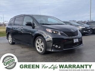 Green Toyota Springfield Il >> Used Toyota Siennas For Sale In Springfield Il Truecar