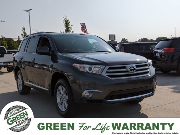 Green Toyota Springfield Il >> 2011 Toyota Highlander V6 Fwd For Sale In Springfield Il