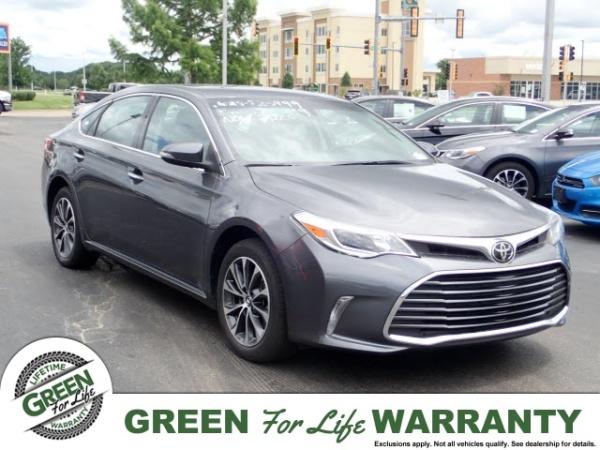 Green Toyota Springfield Il >> 2018 Toyota Avalon Touring For Sale In Springfield Il Truecar