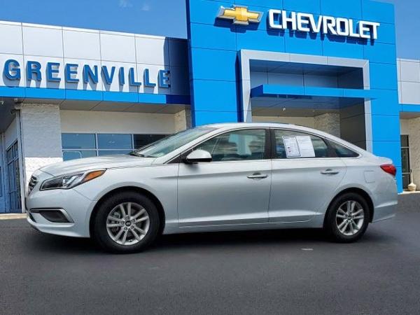 2017 Hyundai Sonata in Greenville, AL