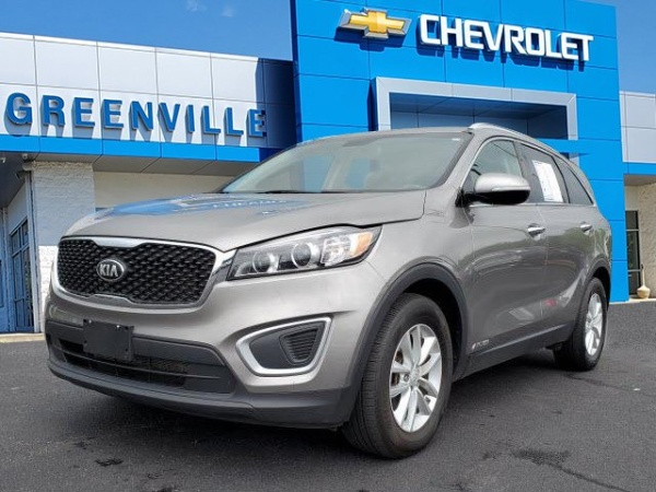 2018 Kia Sorento in Greenville, AL