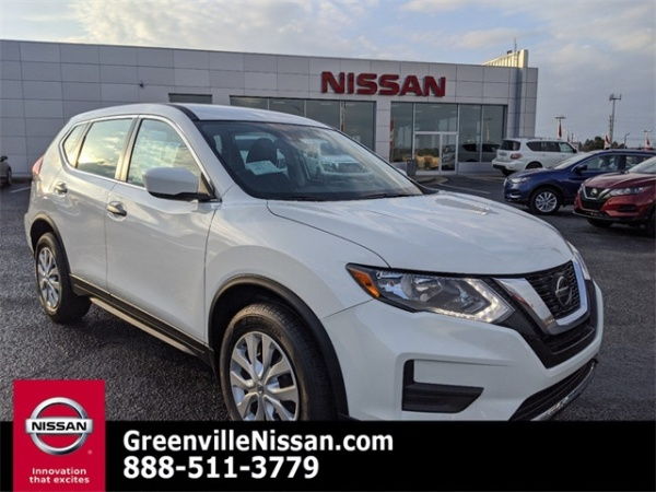 2020 Nissan Rogue in Greenville, NC