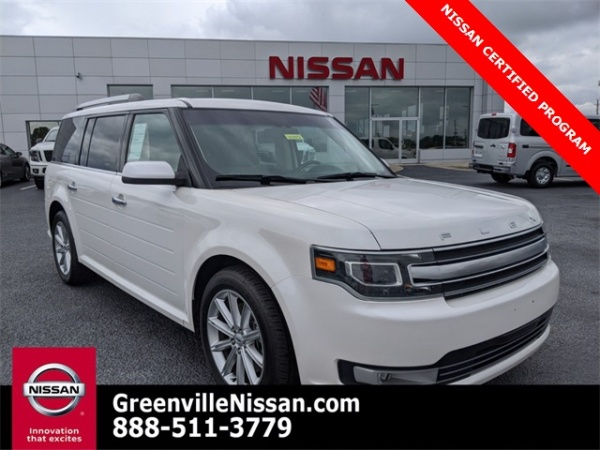 2017 Ford Flex in Greenville, NC