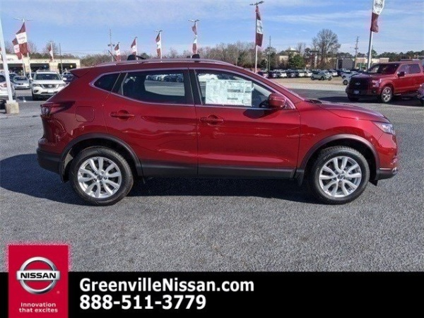 2020 Nissan Rogue Sport in Greenville, NC
