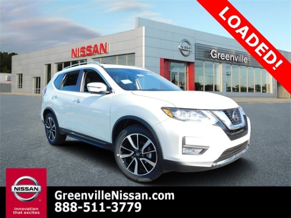 Nissan Greenville Nc >> 2019 Nissan Rogue Sl Fwd For Sale In Greenville Nc Truecar