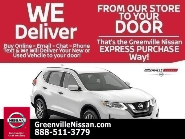 2019 Nissan Rogue in Greenville, NC