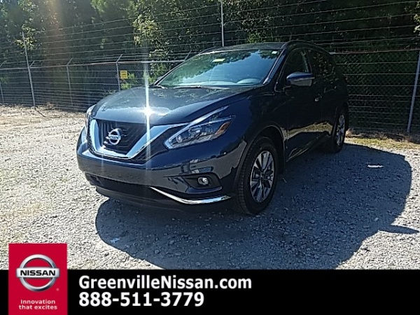 Nissan Greenville Nc >> 2018 Nissan Murano Sv Fwd For Sale In Greenville Nc Truecar