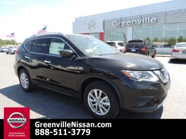 Nissan Greenville Nc >> 2019 Nissan Rogue Sv Fwd For Sale In Greenville Nc Truecar