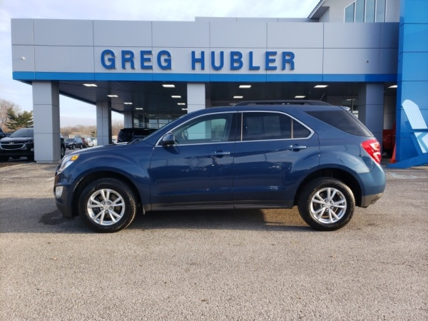 2016 Chevrolet Equinox in Camby, IN