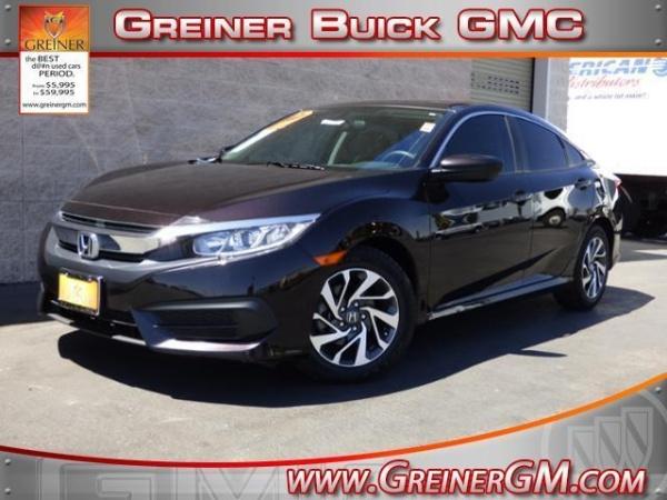2017 Honda Civic in Victorville, CA