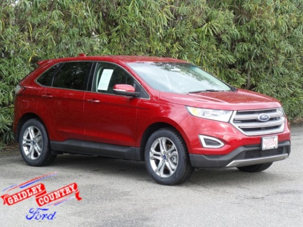 2017 Ford Edge in Gridley, CA