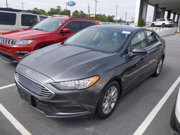 2017 Ford Fusion in Tifton, GA
