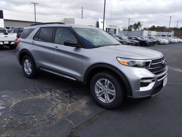 2020 Ford Explorer in Tifton, GA