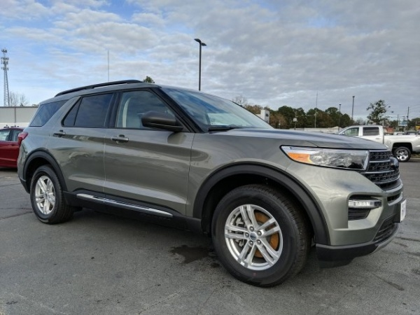 2020 Ford Explorer in Tifton, GA