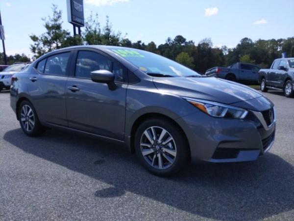 2020 Nissan Versa in Valdosta, GA