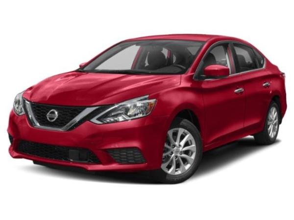 2019 Nissan Sentra in Valdosta, GA