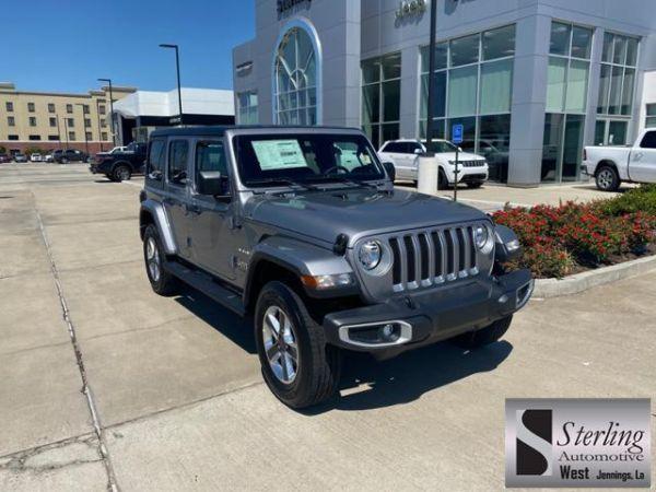 2020 Jeep Wrangler in Jennings, LA