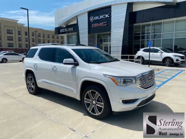 2018 GMC Acadia in Jennings, LA