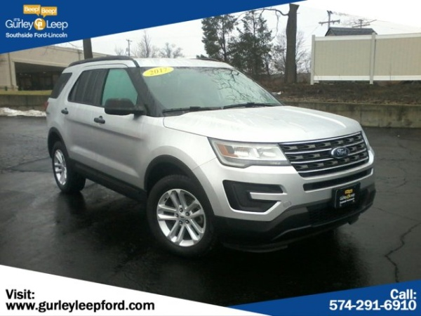 2017 Ford Explorer in South Bend, IN