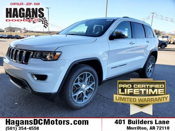 2020 Jeep Grand Cherokee in Morrilton, AR