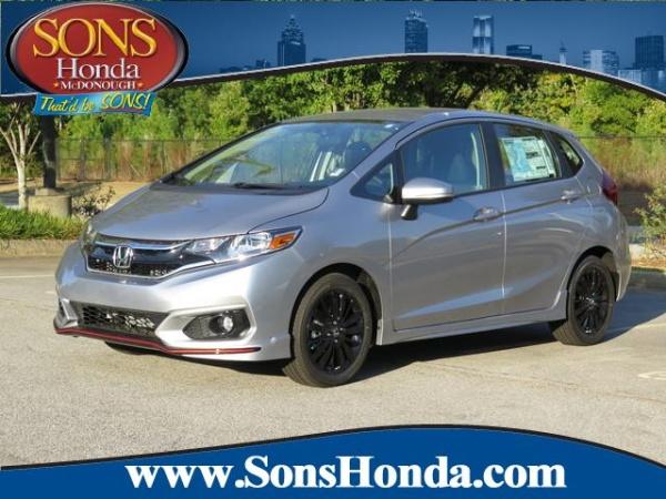 2019 Honda Fit in McDonough, GA
