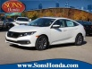 2020 Honda Civic EX Sedan CVT for Sale in McDonough, GA