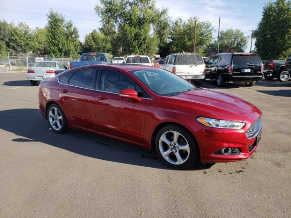 2016 Ford Fusion in Payette, ID