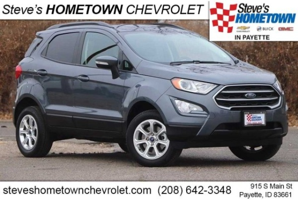 2018 Ford EcoSport in Payette, ID