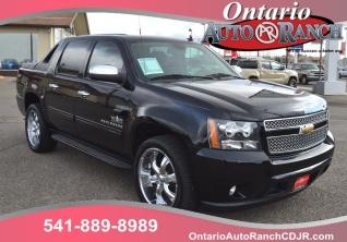 2009 Chevrolet Avalanche 1500 Lt With 1lt 2wd For In Ontario Or