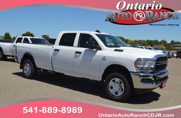 2019 Ram 3500 Tradesman Crew Cab 8' Box 4WD For Sale in Ontario, OR