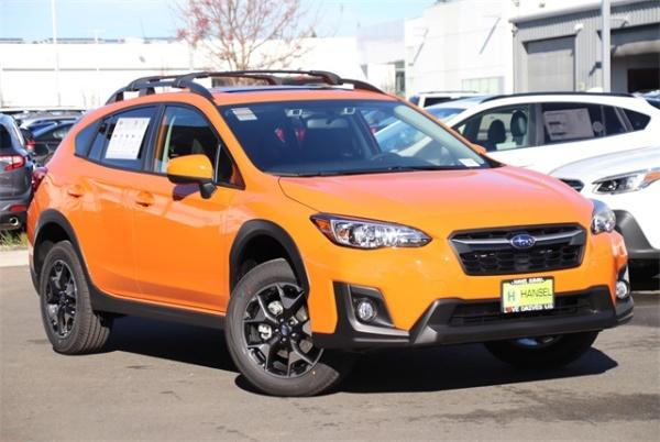 2020 Subaru Crosstrek in Santa Rosa, CA