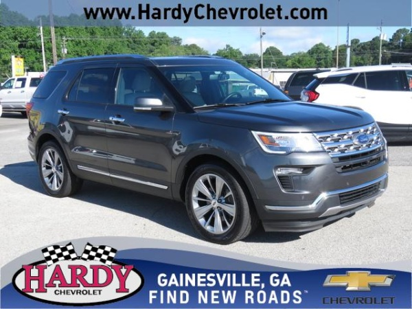 2018 Ford Explorer in Gainesville, GA