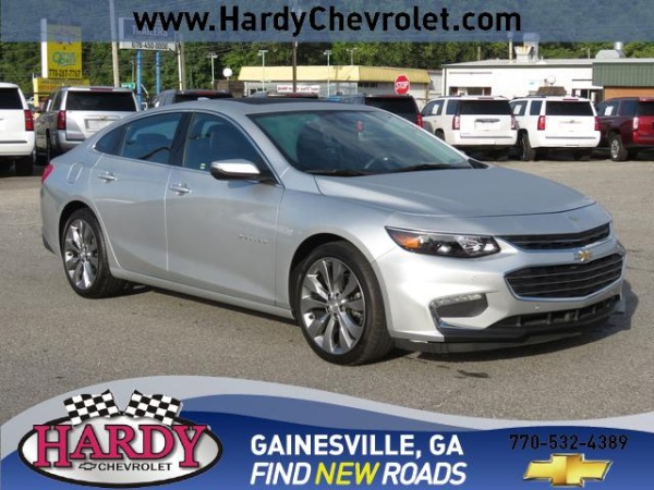 2016 Chevrolet Malibu in Gainesville, GA
