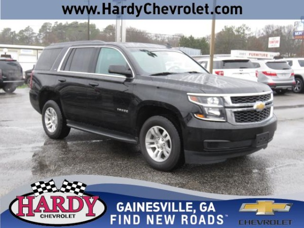 2018 Chevrolet Tahoe in Gainesville, GA