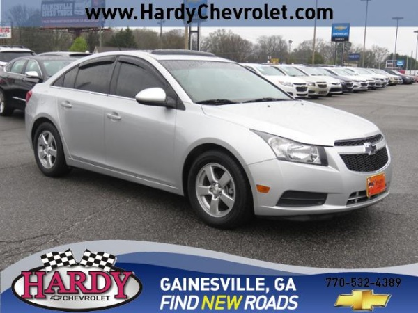 2014 Chevrolet Cruze in Gainesville, GA