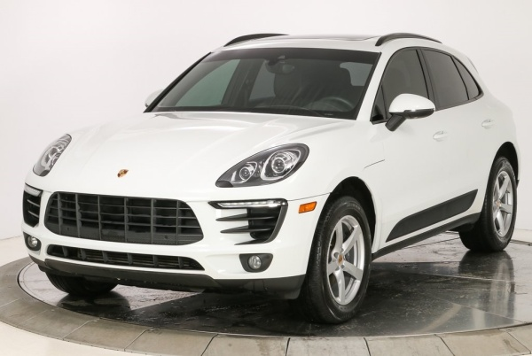 2018 Porsche Macan in Knoxville, TN