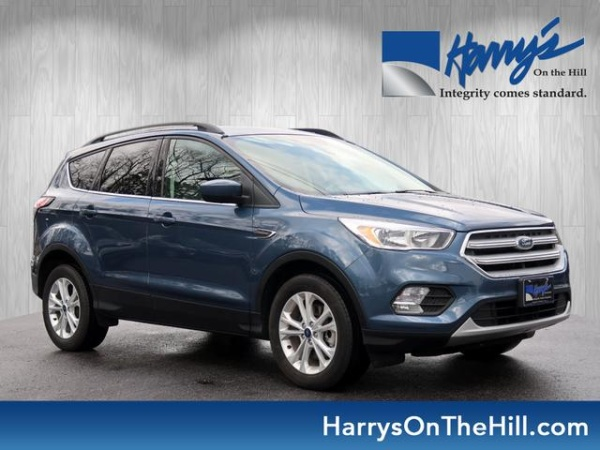 2018 Ford Escape in Asheville, NC