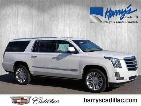 2019 Cadillac Escalade ESV Platinum 4WD For Sale in Asheville, NC