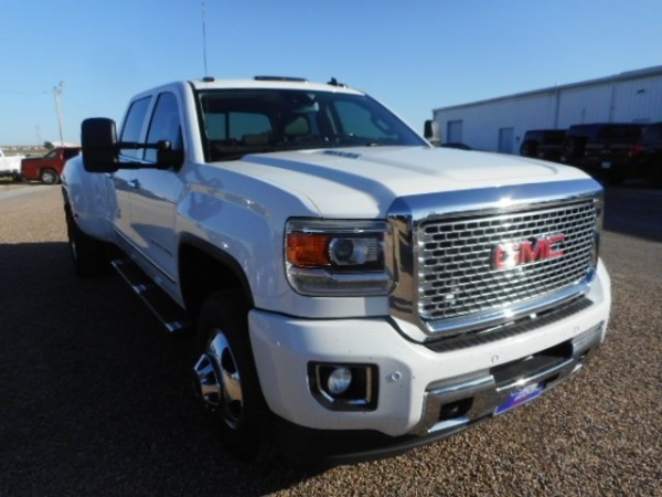 2015 GMC Sierra 3500HD in Dalhart, TX