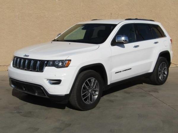 2018 Jeep Grand Cherokee in Safford, AZ